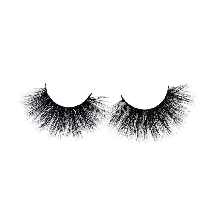 3D MINK FALSE EYELASHES WHOLESALE 187A