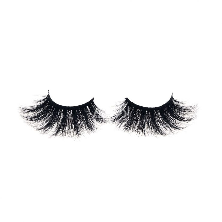 3D MINK FALSE EYELASHES WHOLESALE 187E