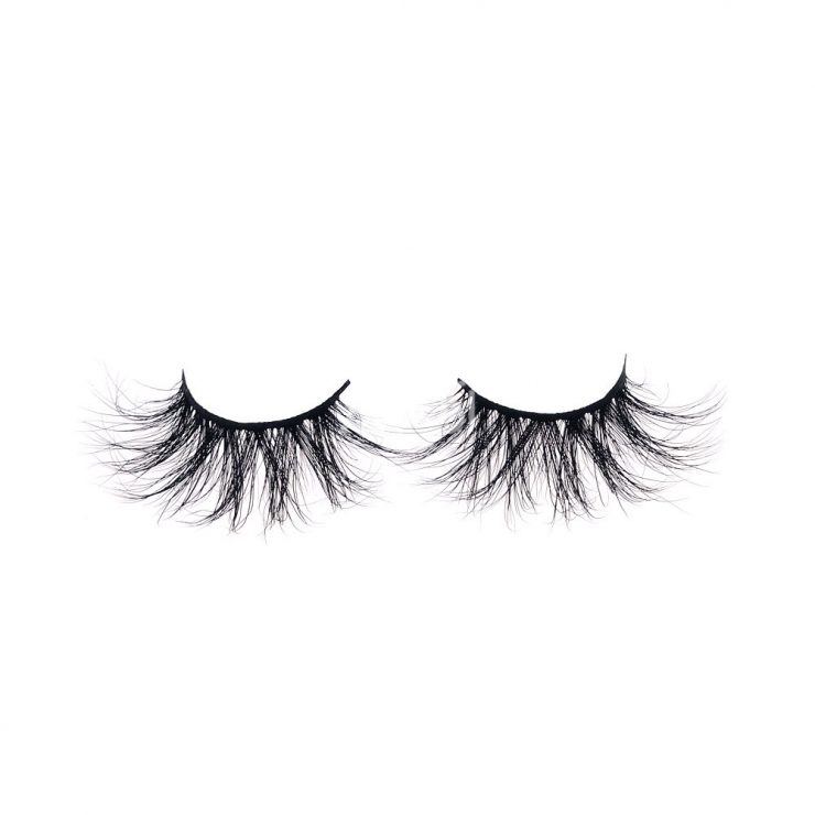 3D MINK FALSE EYELASHES WHOLESALE 48E