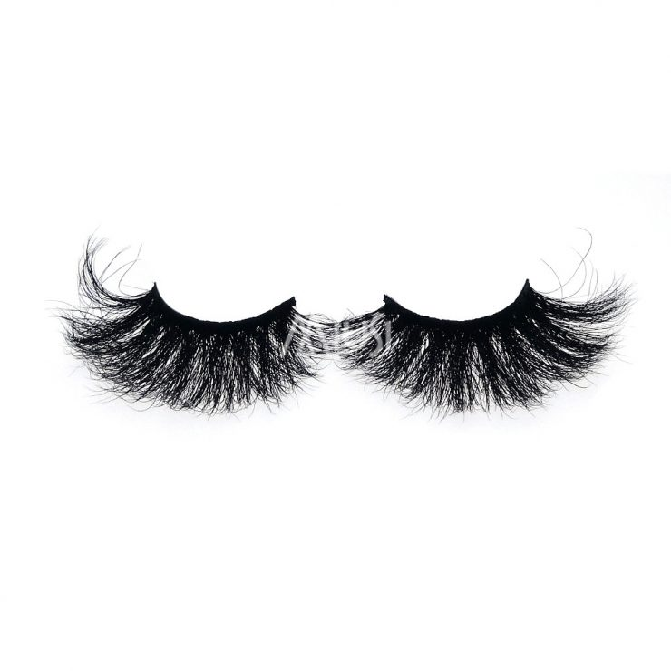 3D MINK FALSE EYELASHES WHOLESALE 609A