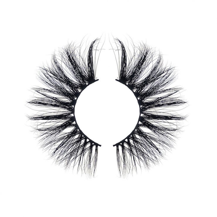 3D MINK FALSE EYELASHES WHOLESALE 611A