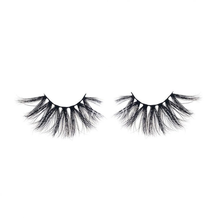 3D MINK FALSE EYELASHES WHOLESALE 70E