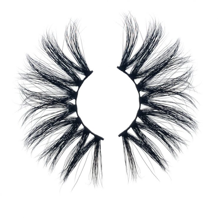 3D MINK FALSE EYELASHES WHOLESALE 70L