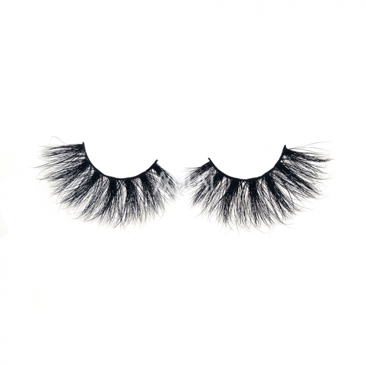 3D MINK FALSE EYELASHES WHOLESALE 71A