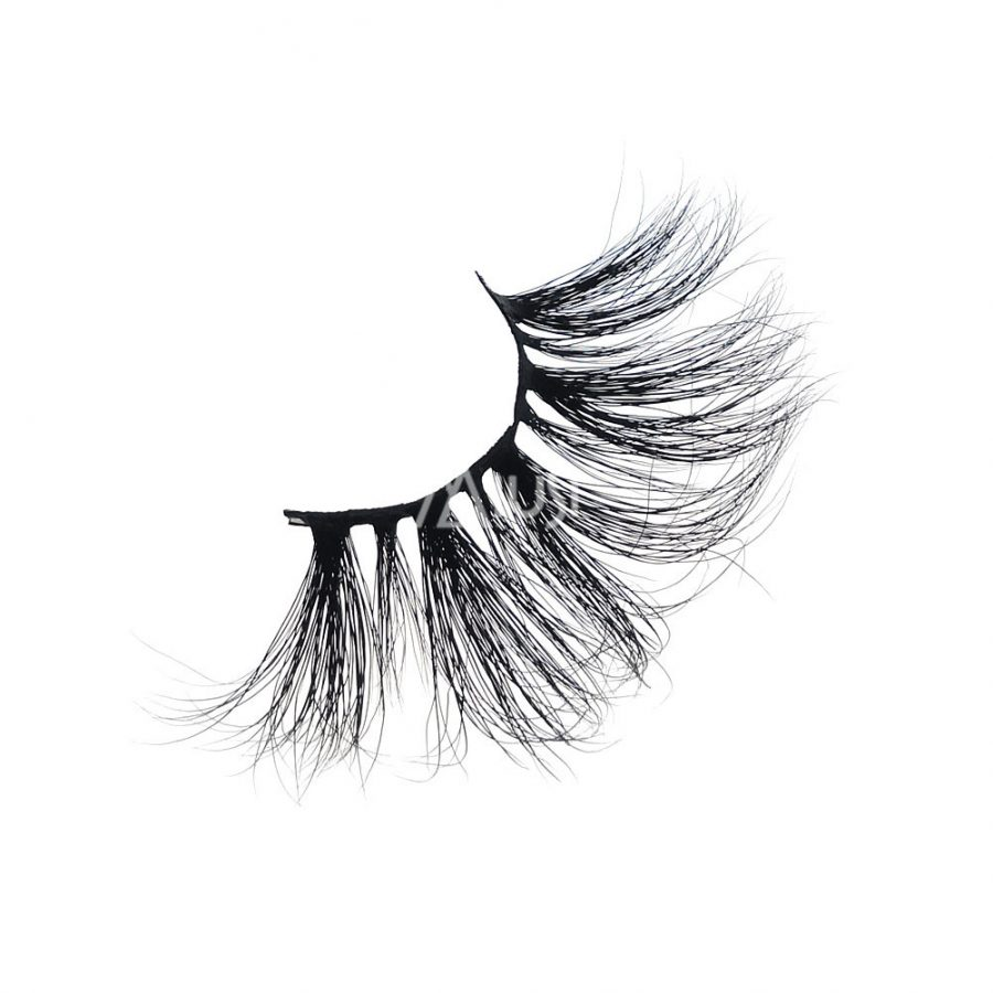 3D MINK FALSE EYELASHES WHOLESALE H854