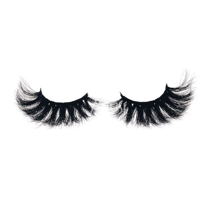 3D MINK FALSE EYELASHES WHOLESALE HG8609