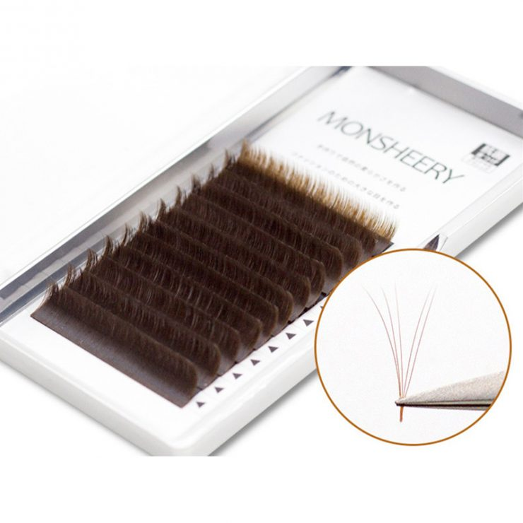 China Eyelash ExtensionsWholesale MJ0001