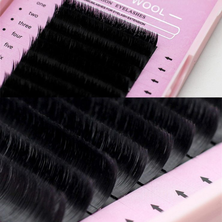China Eyelash ExtensionsWholesale MJ0005