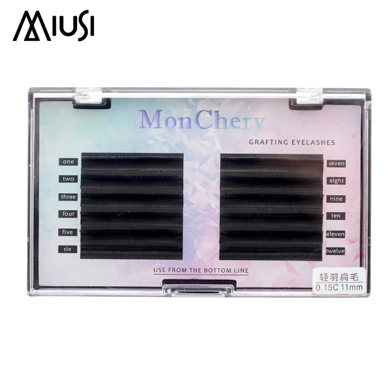 China Eyelash ExtensionsWholesale MJ0006
