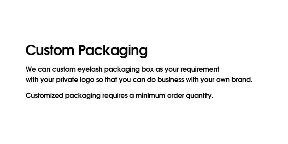5D Mink Eyelashes with Custom Eyelash Packaging Box Luxury Mink Eyelash Manufacturer